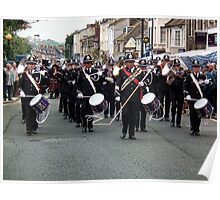 South Wales Police Band Poster