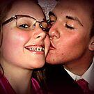 Lovey Dovey Cheeky Kisses by takemeawaycn