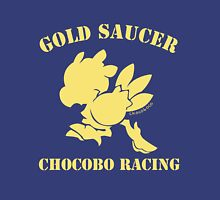Gold Saucer Chocobo Racing Unisex T-Shirt