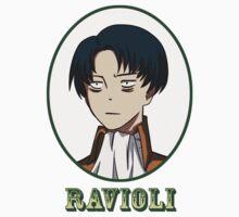 Corporal Ravioli by chocoboco