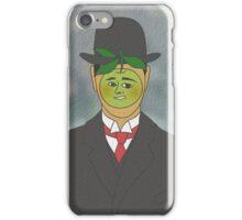 rene apple iPhone Case/Skin