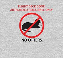 No Otters Unisex T-Shirt