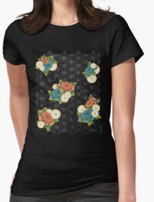 Asanoha pattern T-Shirt