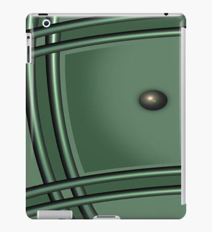 the challenge iPad Case/Skin