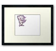 8-Bit  Framed Print