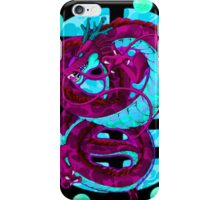 Yung Shenron III iPhone Case/Skin