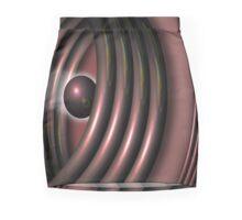 merlot Mini Skirt