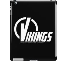 Vikings Parody iPad Case/Skin