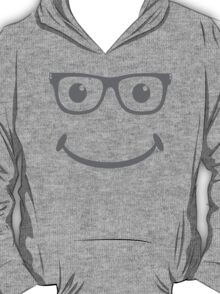 GEEK SMILEY - Funny Mens T SHIRT - S M L XL XXL - Cool Be Happy Retro Acid Face T-Shirt