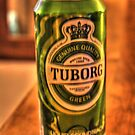 Tuborg HDR by blueandwhite80