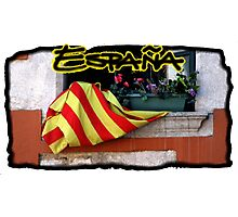 Espana Postcard Photographic Print