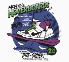 Hoverboards Back To The Future Kids Clothes