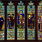 A Stained Glass Window  by Chris Lord