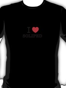 I Love SOLIPED T-Shirt