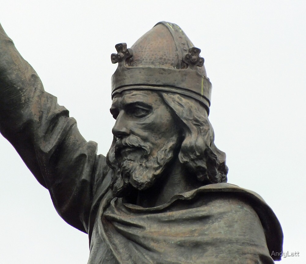 King Alfred by AndyLatt