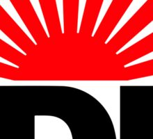 JDM - Rising Sun Sticker