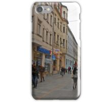 City life in Sarajevo iPhone Case/Skin