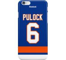 New York Islanders Ryan Pulock Jersey Back Phone Case iPhone Case/Skin