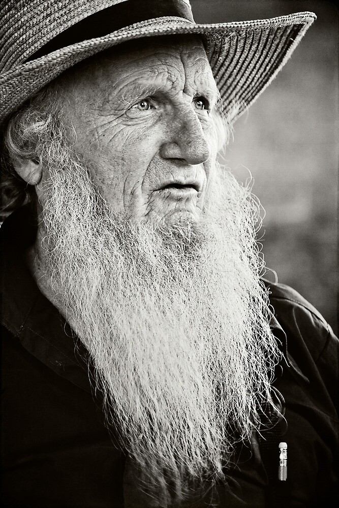 The Old Amish by vividpeach