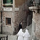 Three Nuns by vividpeach
