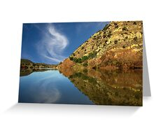 Time To Reflect Greeting Card