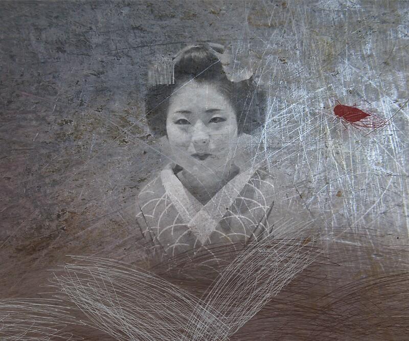 la cicala canta di notte, serie 2011 by eshirin