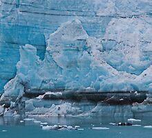 Margerie Glacier v1, Glacier Bay Alaska by JMChown