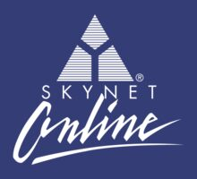 Skynet Online by Ryan Sawyer