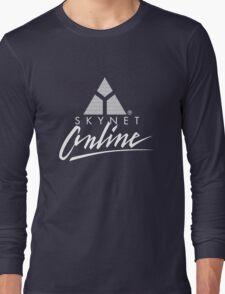 Skynet Online Long Sleeve T-Shirt