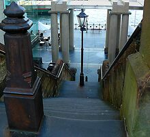 Well Worn Steps by Sharon Brown