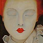 Elizabeth - Original Oil Painting by Jenny Hambleton