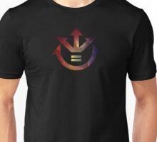 Galaxy Saiyan Crest Unisex T-Shirt