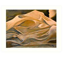 Sheets - Original Oil Painting Art Print