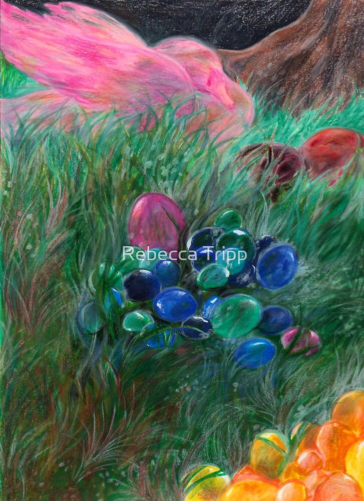 Earth's Eggs by Rebecca Tripp