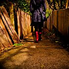 These boots are made for walking .... by Geraldine Lefoe