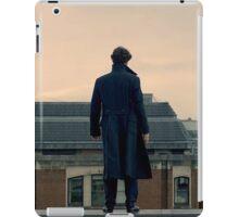 Sherlock Falls iPad Case/Skin
