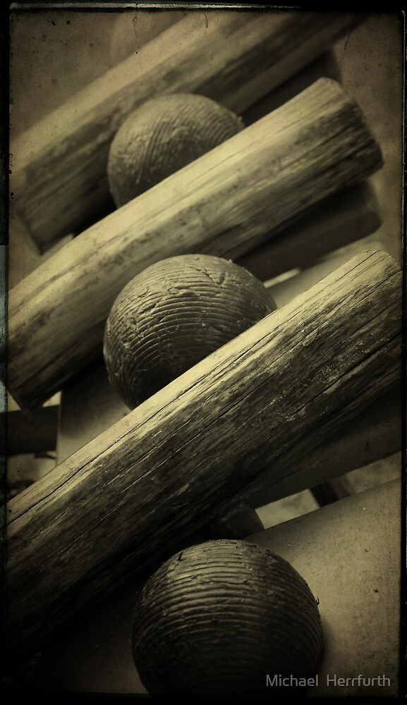 Croquette Anyone? by Michael  Herrfurth