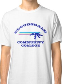 Cloudsdale Community College Classic T-Shirt