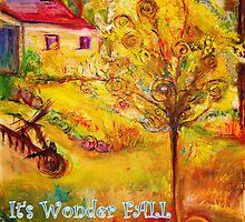 It's Wonder Fall by Helena Bebirian