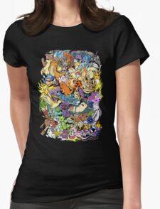 Gen I - Pokemaniacal Colour T-Shirt