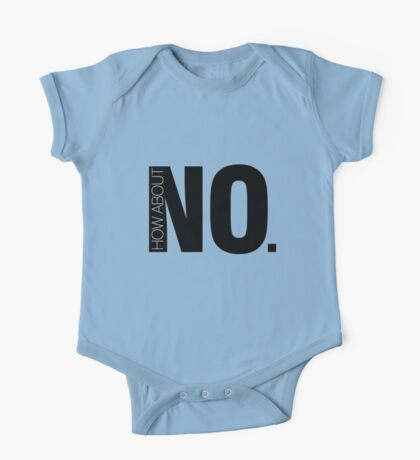 How about NO Kids Clothes