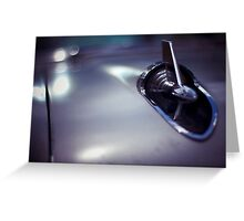 Silver Bullet  Greeting Card