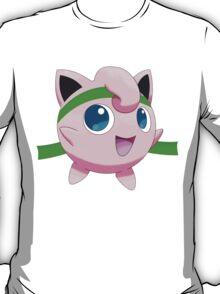 Jigglypuff Headband T-Shirt