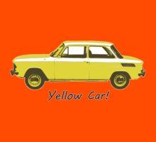 Yellow Car! Kids Tee