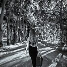 Road less traveled by Elisabeth Ansley