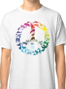 Animals of Peace Classic T-Shirt