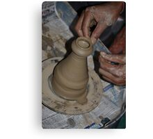 Handy Potter Canvas Print