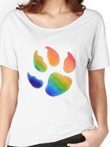 FurPride, Basic, all colours Women's Relaxed Fit T-Shirt