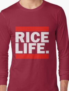 RICE LIFE Long Sleeve T-Shirt
