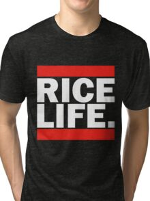 RICE LIFE Tri-blend T-Shirt